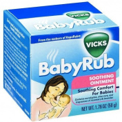 Vicks Baby Rub Soothing Ointment 50ml