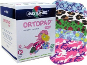 Ortopad Girls Eye Patches - Regular Size