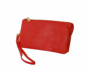 Humble Chic Women's Small Wristlet - Phone Wristlet - Small Purse - Vegan Leather