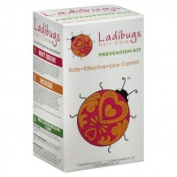 Ladibugs Hair Lice Prevention Kit