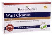 Forces Of Nature Wart Control Cleanse Bar -- 100ml