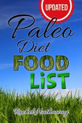 Updated Paleo Diet Food List Book