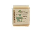 Purely Patchouli All Natural Handmade Bar Soap, 120ml
