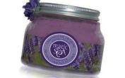 Magic Spa Lavender Body Scrub