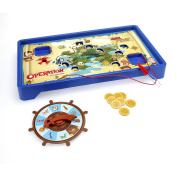 Operation Game Treasure Hunt Jake and the Neverland Pirates Edition Multi-Coloured