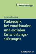 Padagogik Bei Emotionalen Und Sozialen Entwicklungsstorungen
