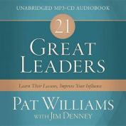 21 Great Leaders Audio (CD) [Audio]