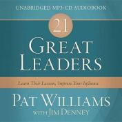21 Great Leaders Audio (CD) [Audio]