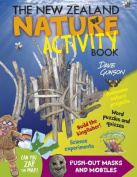 The New Zealand Nature Activity Book