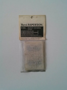 Berol RapiDesign R-1016 Templift For Inking 1/2 Doz.