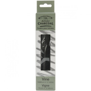 Brand New Winsor & Newtown Artist Vine Charcoal Sticks 12/Pkg-Medium