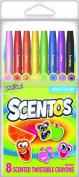 Scentos Scented Twistable Crayons