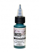 Com-Art Transparent Airbrush Colour forest green [PACK OF 4 ]