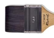 Raphaël SoftAcryl Flat Wash Brush sz 20