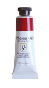 Jack Richeson Artist Oil Colours, 37ml, Permanent Alizarin