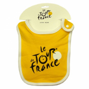 Le Tour de France - Official Tour de France Baby Bib - Yellow