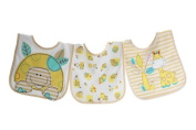 Kangaroo Feeder Bib Set, Turtles