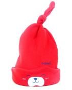 WXBUY Cartoon Baby Girls Boys Toddlers Cotton Sleep Cap Red