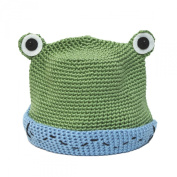 Best of Chums Froggie Crochet Hat