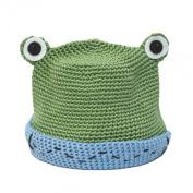 Best of Chums Froggie Crochet Hat