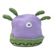 Best of Chums One-Eyed Monster Crochet Hat