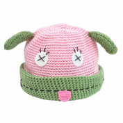 Best of Chums Miss Monster Crochet Hat