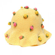 Best of Chums Floral Arrangement Crochet Hat