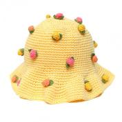 Best of Chums Floral Arrangement Crochet Hat