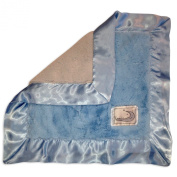 Lullaby Nights 'Ultra Combo' Blanky Blue/Silver