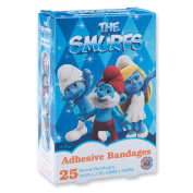 Smurfs Bandaids - First Aid - 25 per pack