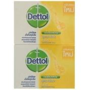 Dettol Fresh Formula Anti-bacterial Soap 70g X 4 Pcs