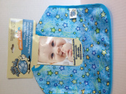 Tidy Turtle Easy Wipe Bib