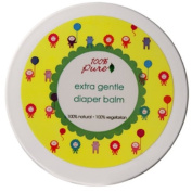 100% Pure Extra Gentle Nappy Balm - 100ml