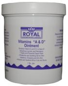 Royal Super Vitamins A & D Ointment - 1 Jar - 0.5kg.