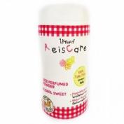 Reiscare Baby Powder Sweet Flora 100% Talcum Free, Hypoallergenic, Water Repellent 150g