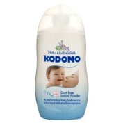 Kodomo Baby Lotion Powder, Dust-free 200ml