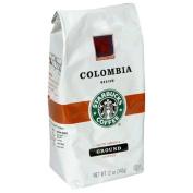 Starbucks Colombia Ground Coffee (Medium), 350ml