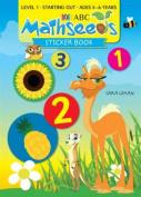 ABC Mathseeds Sticker Book