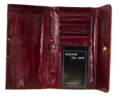 Eelskin Woman's Wallet