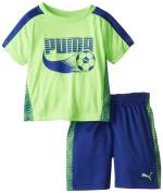 Puma Baby-Boys Infant Soccer Set