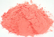 Slice of the Moon Orange Glow in the Dark Powder 30ml, Oil Based, UV Reactive Powder for Arts and Crafts