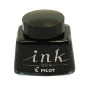 Pilot Drafting Pen Ink - 30 ml Bottle - Black