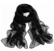 Change 1PC Fashion Long Soft Wrap Lady Shawl Chiffon Scarf Beach Scarves for Women