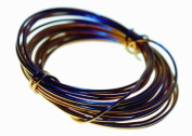 Copper Wire Solder 18 Gauge, 1.5m, Cadmium-free, Made in US