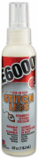 E6000 Shelf Bottle Stitchless Fabric Adhesives, 120ml
