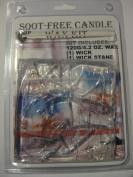 Smokeless Crystal Wax Candle Kit