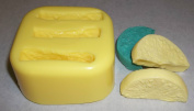 3D Lemon/Lime Slices Candle & Soap Mould - 3 cavities