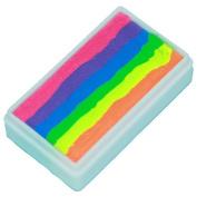TAG Face Paint 1-Stroke Split Cake - Rainbow Neon