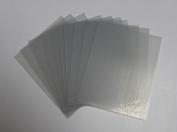 10 Sheets 11x14 .040 PETG, Clear Styrene/Plexiglass