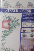 Stencil Decor 26651 Ivy Cascade Pre-cut Wall Stencil Kit